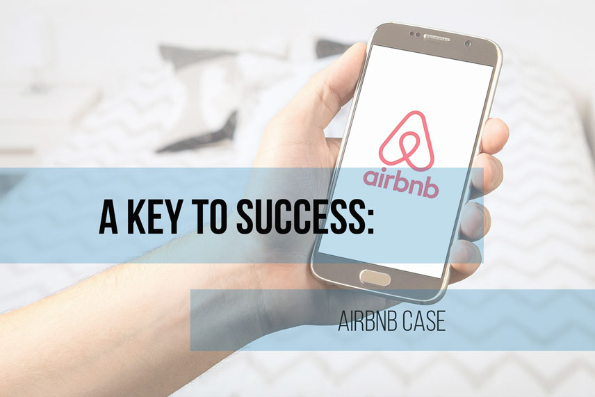 A key to success: Airbnb case