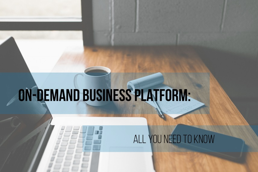 On-Demand business platform: all you need to know