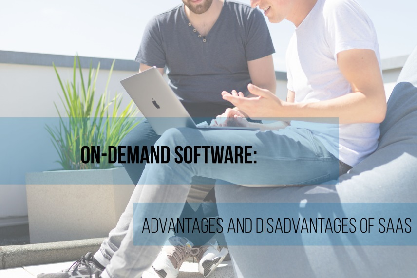 On-demand Software – Advantages and Disadvantages of SaaS