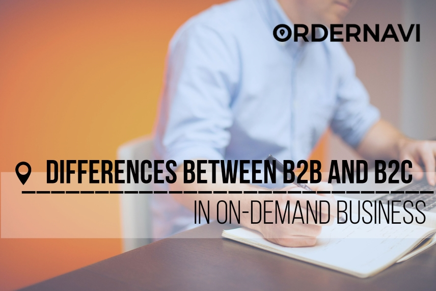 Differences Between B2B and B2C in On-Demand Business