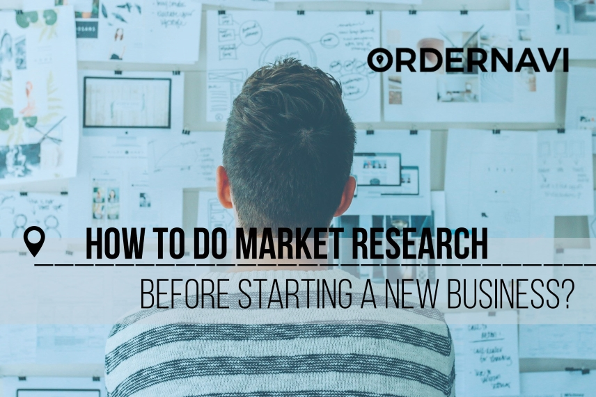 How to do market research before starting a new business?