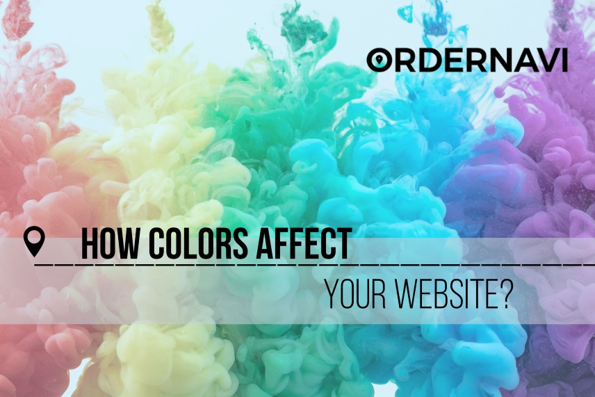 How Colors Affect Your Website?